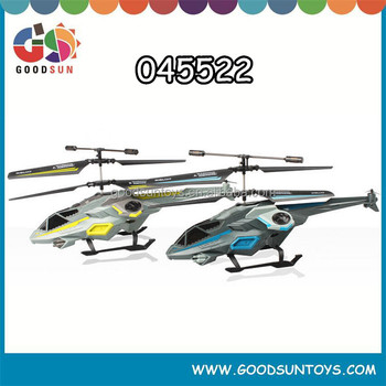 Shantou popular toys Radio control toys military toys two 3 channel helicopters fighting 045522