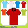 10 colors wholesale cheap cotton blank designer polo shirt