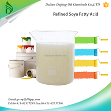 High Quality Refined Soya Fatty Acid for Alkyd Resin