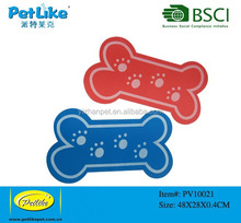 Cute vivid pet place mat Direct factory Manufactory supply