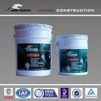 Two Parts Pouring crack adhesive used for repair of concrete bridges