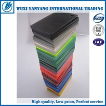 Price of PMMA Acrylic Sheet