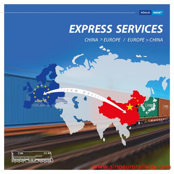 Quick service professional rail transport Faster then sea shipping china to europe -skype:joelim37
