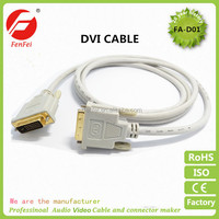 dvi cable assembly