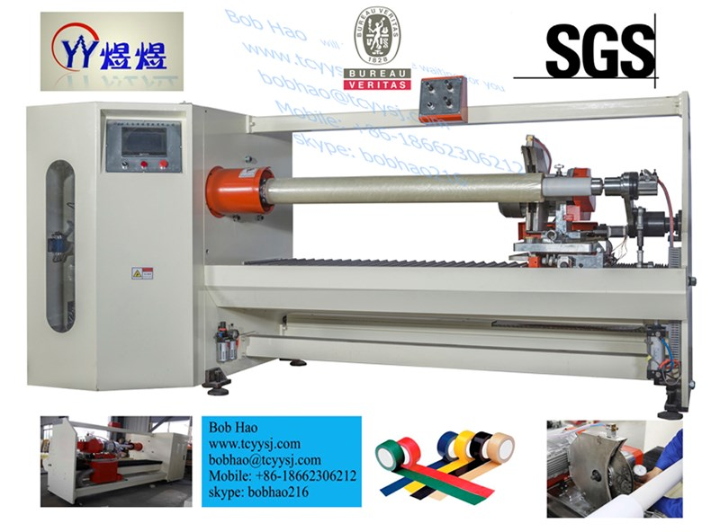 Protective Film Cutting Roll Machine