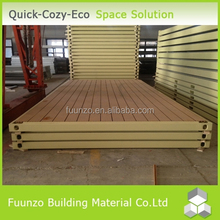 Easy Install Removable Easy Assembly Timber Wall Cladding House