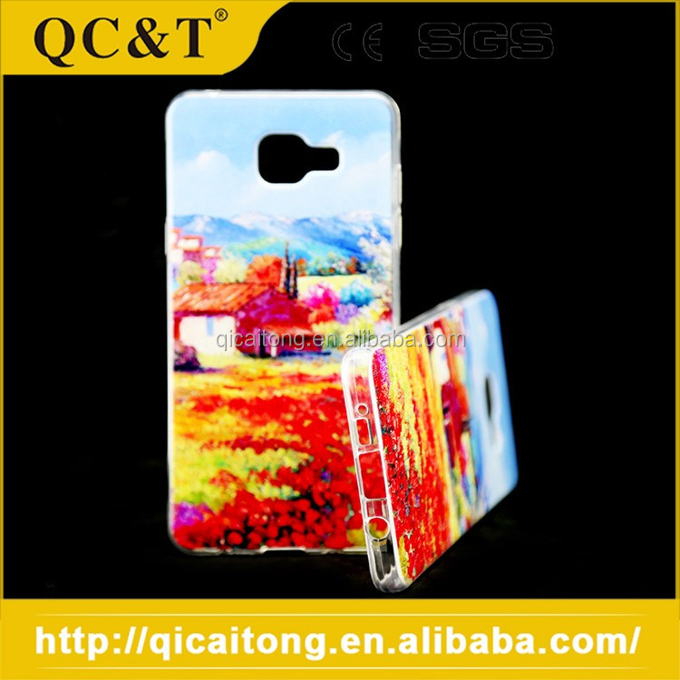 Bulk Sale Soft Phone Cover Sublimation Phone Cases Blanks For SAMSUNG A510