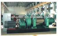 rubber crusher mill xkp-400/waste recycling machinery