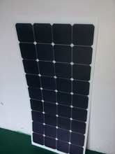 High Efficiency Solar Energy Equipment 110W Thin Film Sunpower Flexible Solar Panel With CE