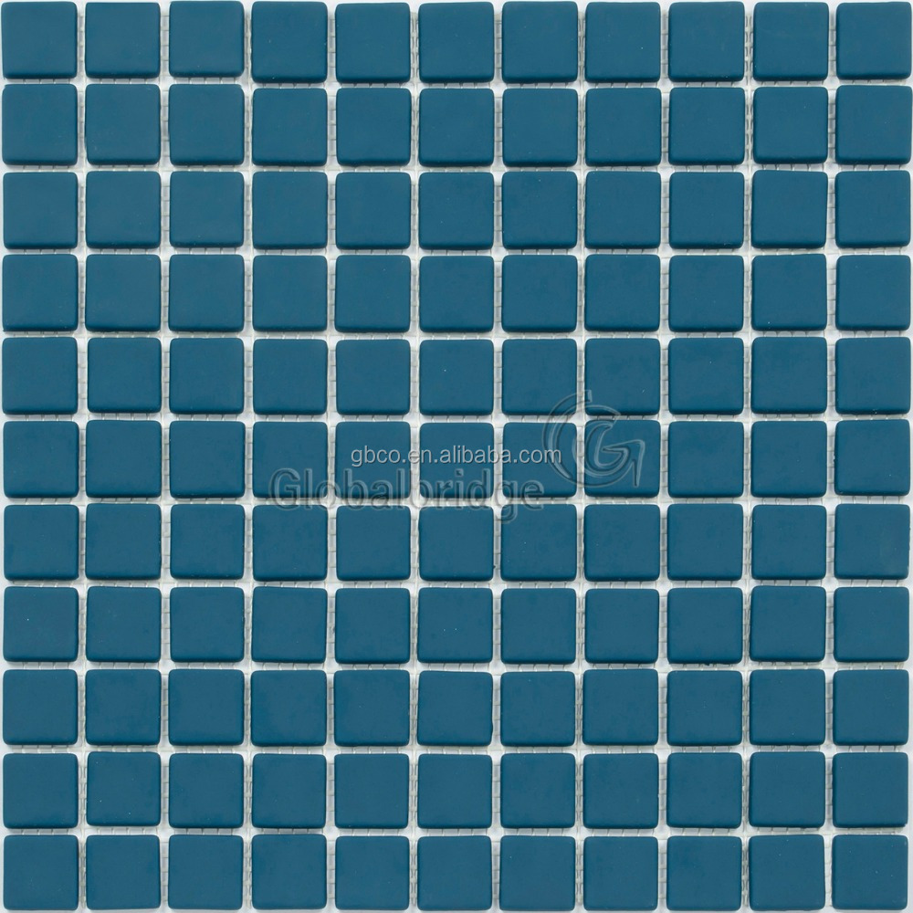waterproof and fullbody recycle enamel glass mosaic bathroom tile