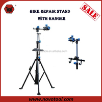 Most Fashionable Telescopic Arm Cycle Bicycle Rack Popular Bike Repair Stand with Hanger