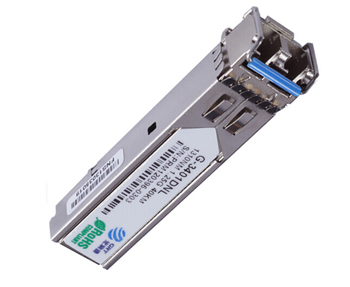 Gigabit Ethernet 1.25G 80km DDM SFP Fiber Optical Transceiver for sale