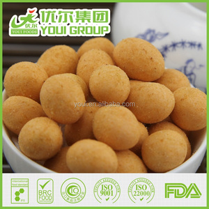 2016 Savory Crispy Sour Spicy Coated Peanut Snacks For Sale, Flour Coated Peanut,