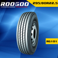 Ling Long 295/80r22.5 radial truck tyre on sale