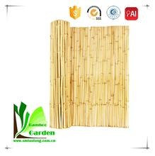 Rolling Bamboo Fencing