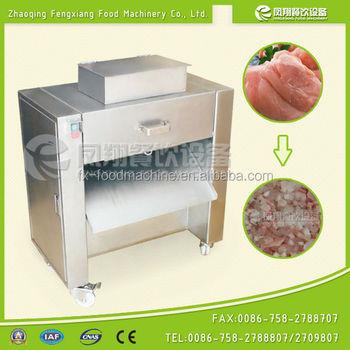 chicken dicing machine