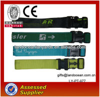 various printing luggage belt