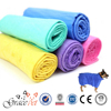 Dry Microfiber Dog Bath Towel No Pilling Dog Pet Cooling Towel