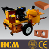 M7mi block and brick making machine/block making machine prclay list for Swaziland