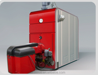 153.9-306.6 nm3/h hot water cast iron boilers for hotel