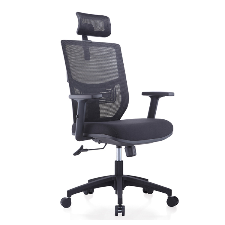 2017 Modern Ergonomic Mesh High Back Executive Computer Desk Task Office Chair Black