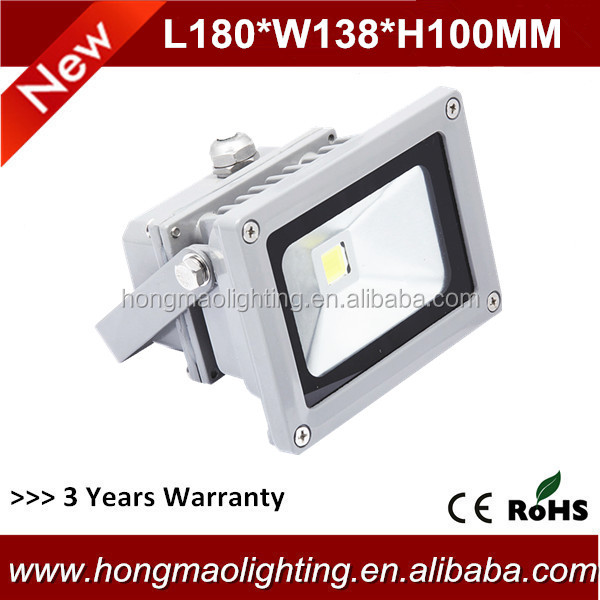 good quality anti-rust led outdoor flood light 20w