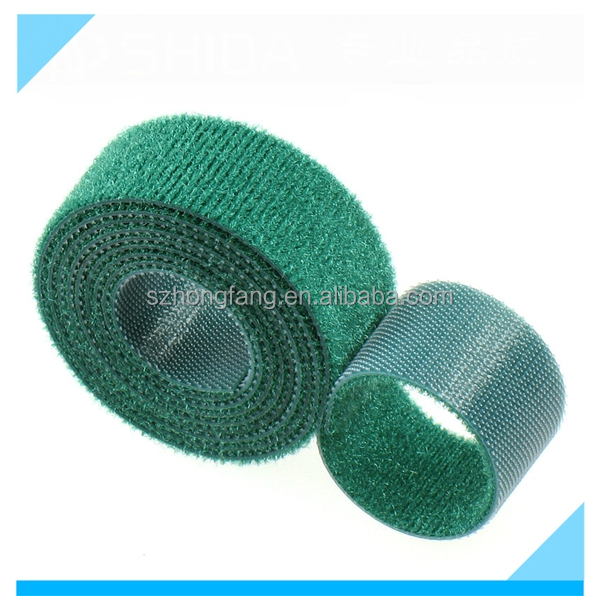 double sided hook and loop roll / welcro roll cable management