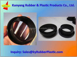 Custom Moulded Round NR Pipe Grommet Natural Rubber Sleeve Grommets