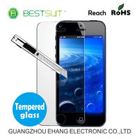 Super tempered glass screen protection for samsung i8750