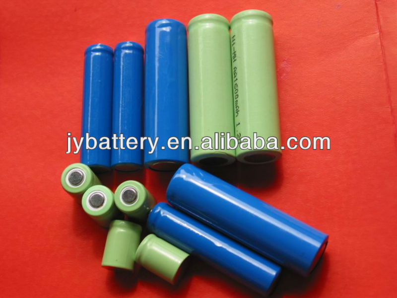 10450 350Mah 3.7V Li-ion rechargeable battery