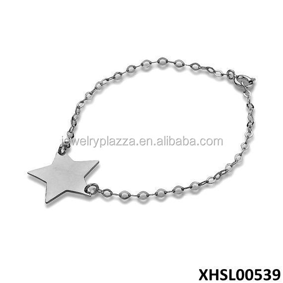 Wholesale 925 Sterling Silver Tennis Bracelet With Princess Cut Cubic Zirconia