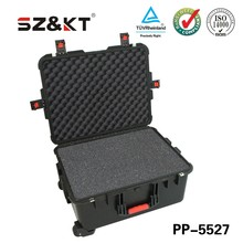 Plastic tool socket case