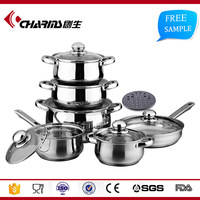 Palm Restaurant Cookware, Stainless Steel Cookware Set Kitchen