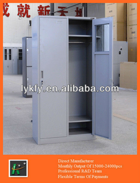 Two Door Bedroom Steel Cupboard Price