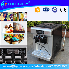 High Quality Hot Selling Colorful Ice Cream Maker