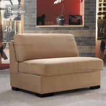 Guangdong manufacture living room single sofa bed