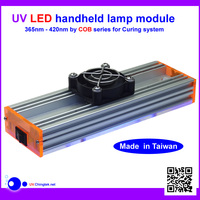 UV LEDs lamp high power handheld module 365nm 375nm 385nm 405nm COB uv curing system - A6a4