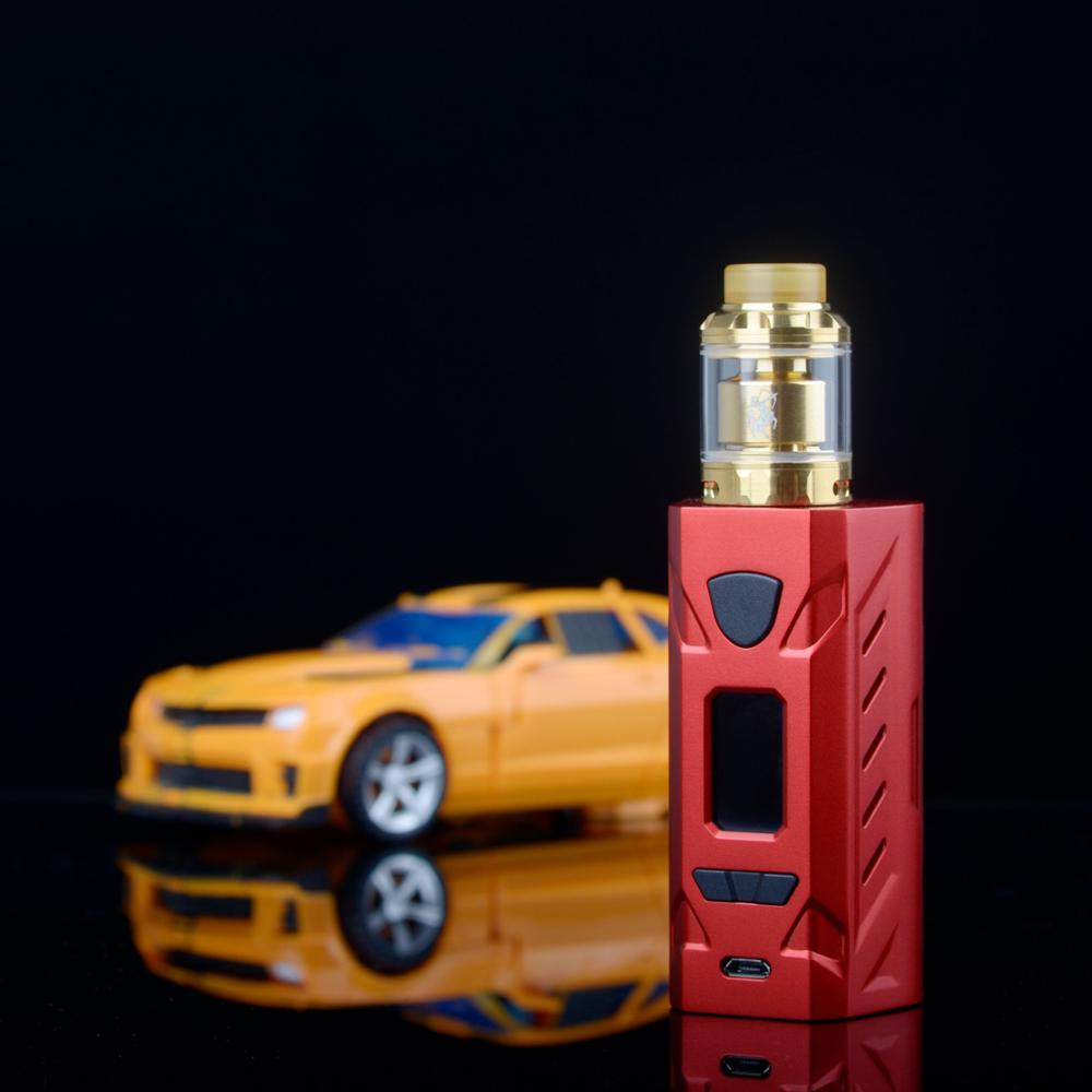 Best selling e cig High Quality Hotcig G177 MOD with three colors
