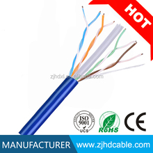 2017 professional cable manufucturer lan cable cat6 50 pair cable