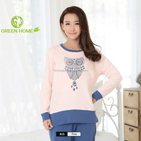 comfortable fashion design sleeping clothes for women