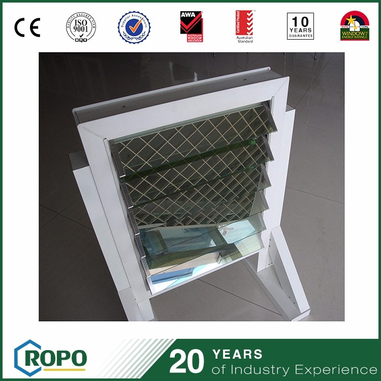 Guaranteed quality unique pvc casement window shutter