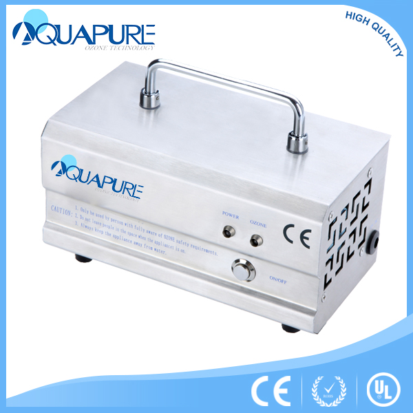 natural way efficient hotel/room ozone machine odor removal