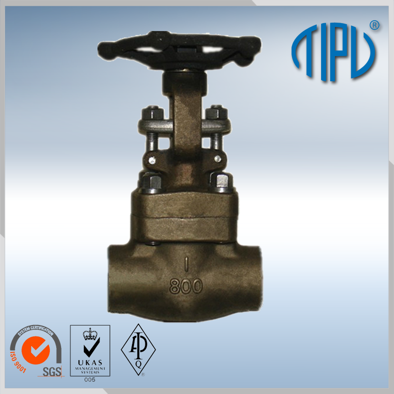 angle seat emergency shut off gate valve For oil and gas