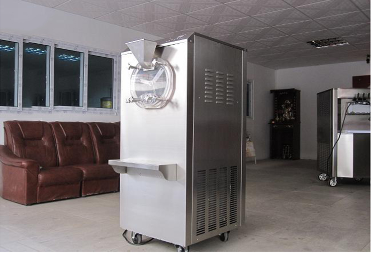 45 Liter/Hour Hard Ice Cream Machine Lowest Temperature -25 Degree Best Quality Commercial Ice Cream Maker