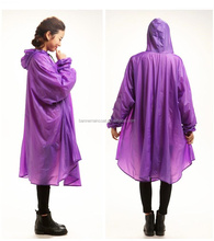 High quality raincoat with pants for adlut