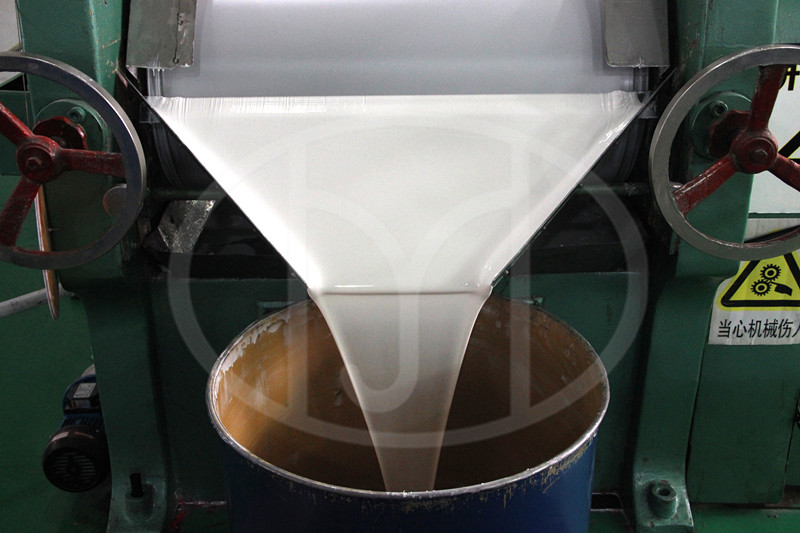 Manufacture of Brushable silicone rubber for PU resin crafts mould making (MSDS.ROSH.ISO9001)