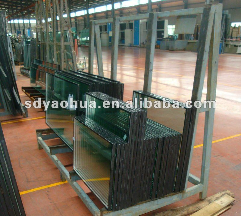 structural insulated panel with EN12150 AS/NZS2208