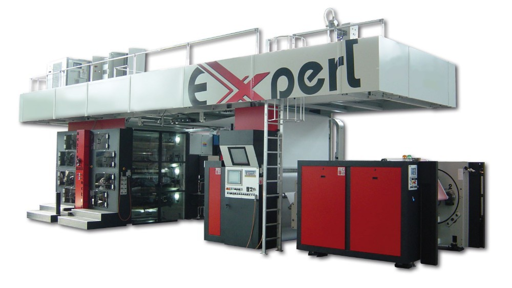 flexo graphic printing machines