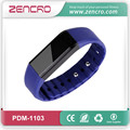 2017 CE, RoHS Approved Bluetooth Fitness Tracker Bracelet Smart Wristband Pedometer Watch