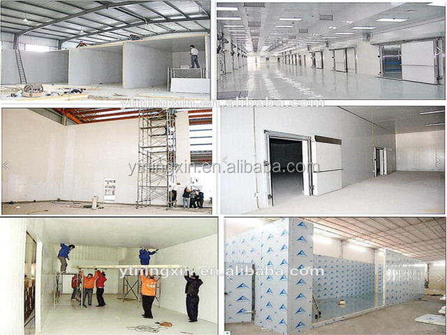 Mini cold storage room project price
